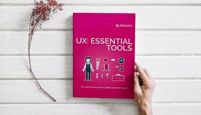 کتاب ابزارهای ضروری UX