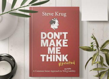 کتاب dont make me think مرا وادار به تفکر نکن