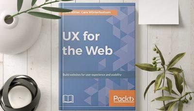 آموزش UI و UX وبسایت