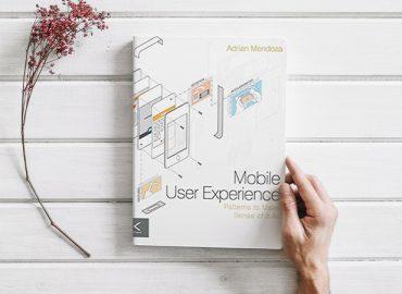 کتاب طراحی تجربه کاربری برای موبایل