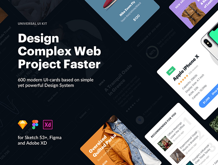 دانلود المان های طراحی UI