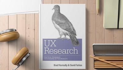 کتاب UX Research