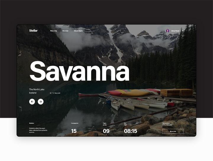 UI Kit سایت